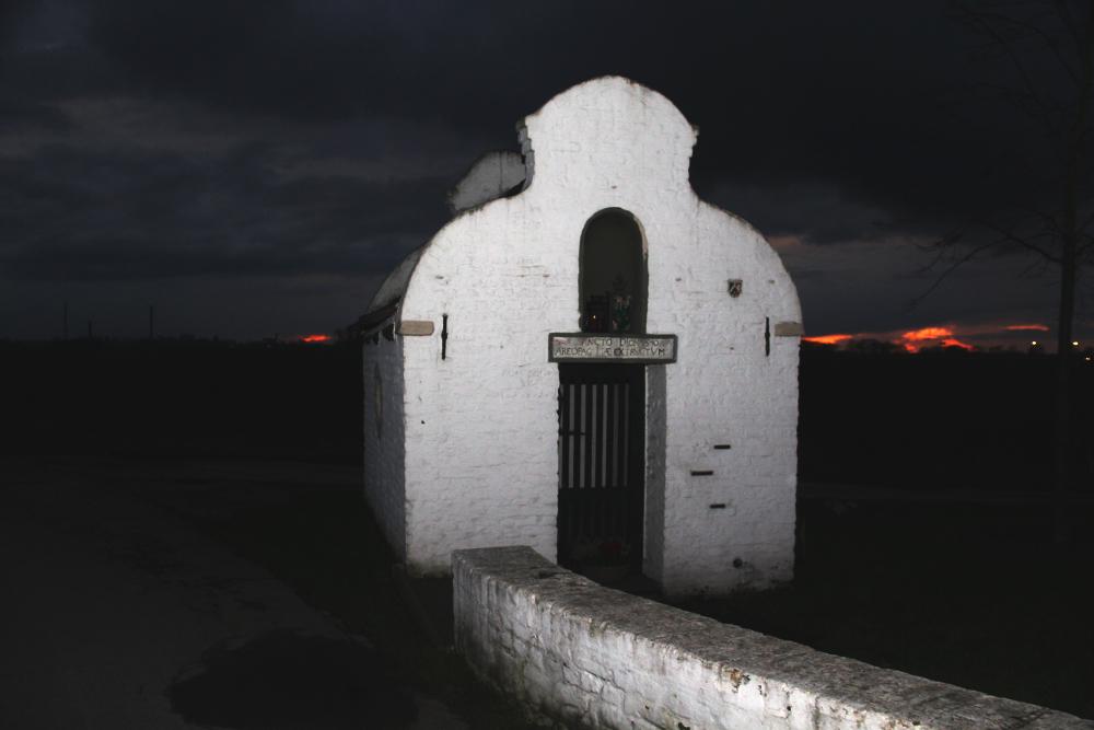 Kapelle Du Serm im November